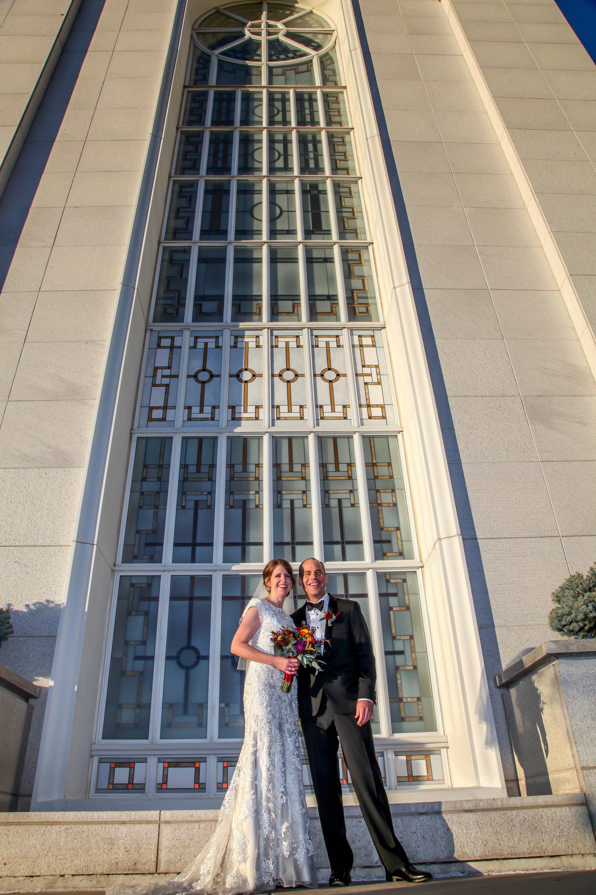 Bountiful wedding photography