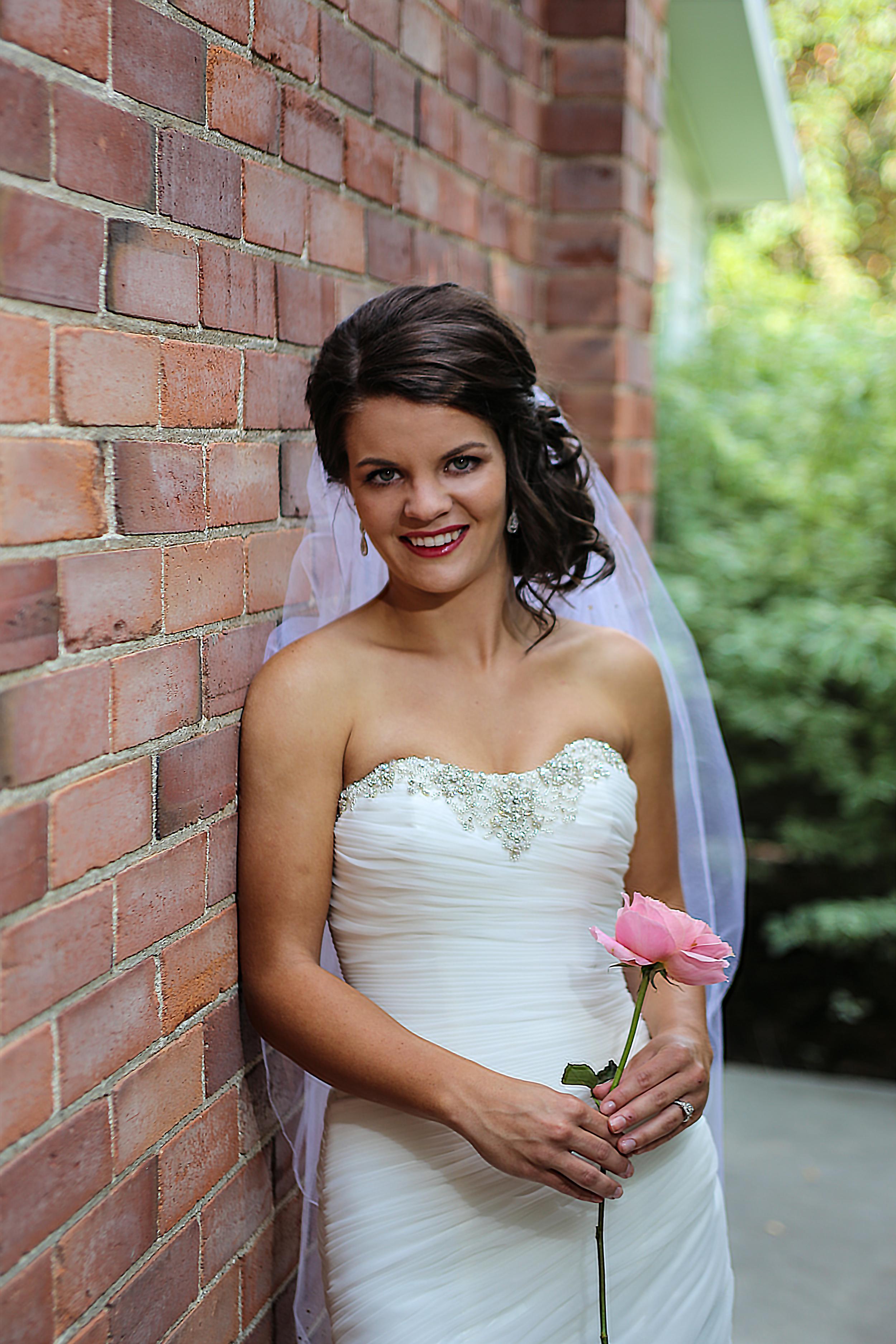 Bountiful wedding photography outdoor portrait studio
