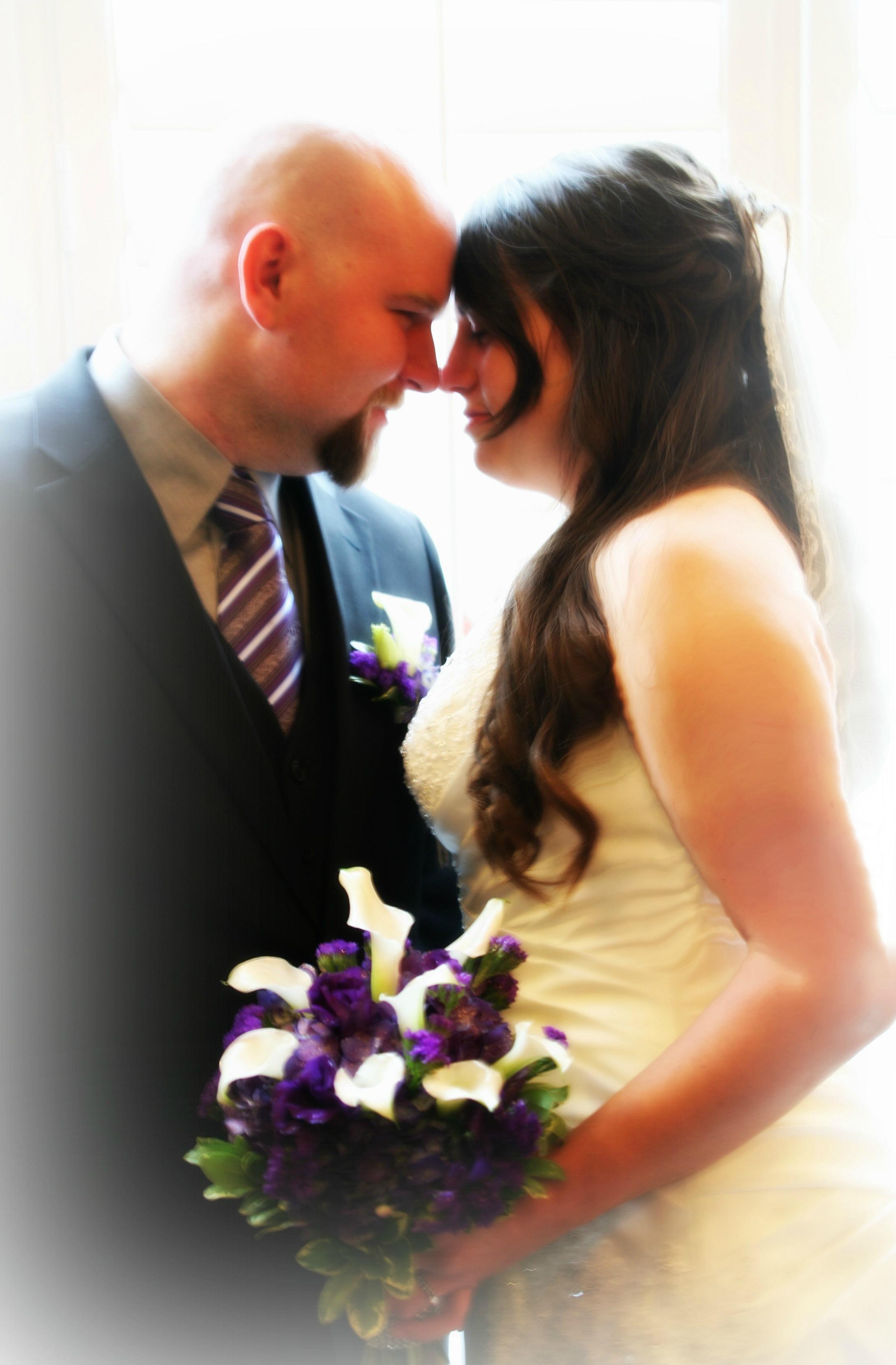 Bountiful wedding photography at Bountiful reception center