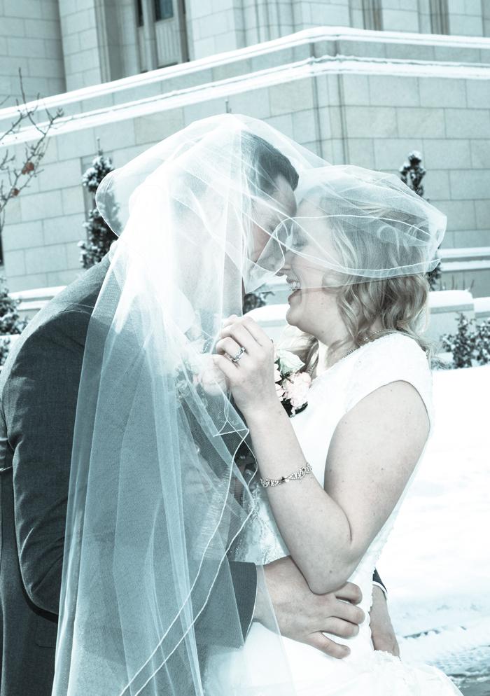 Davis county wedding photography