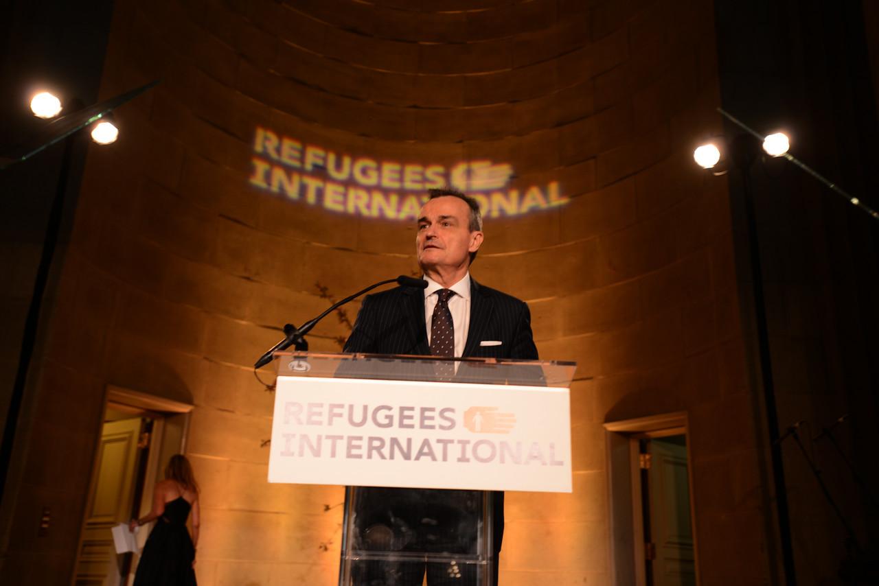 Ambassador of France and Gala Honorary Chair Gérard Araud.