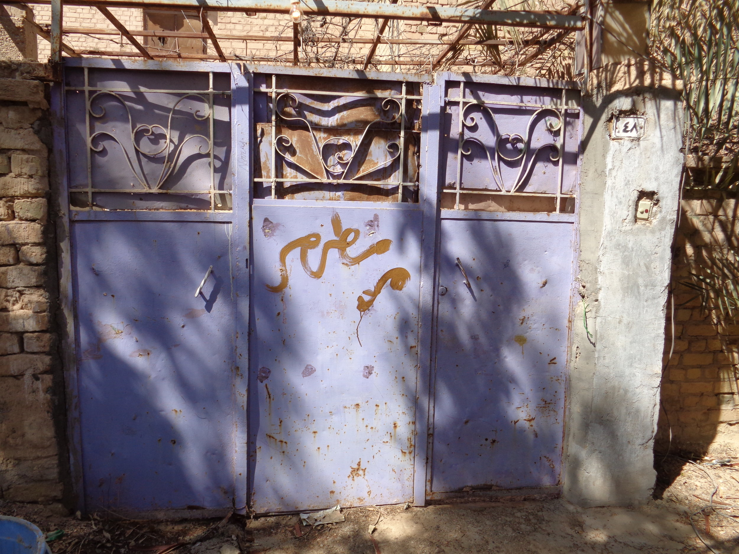 "When Iraqi security forces finally entered the town earlier this year, they discovered that it was filled with improvised explosive devices (IEDs). One army officer told RI that more than half of all homes contained IEDs, rigged to kill both soldiers and civilians. As homes are deemed safe by IED removal teams, they are marked ""clear"" in red spray-paint."