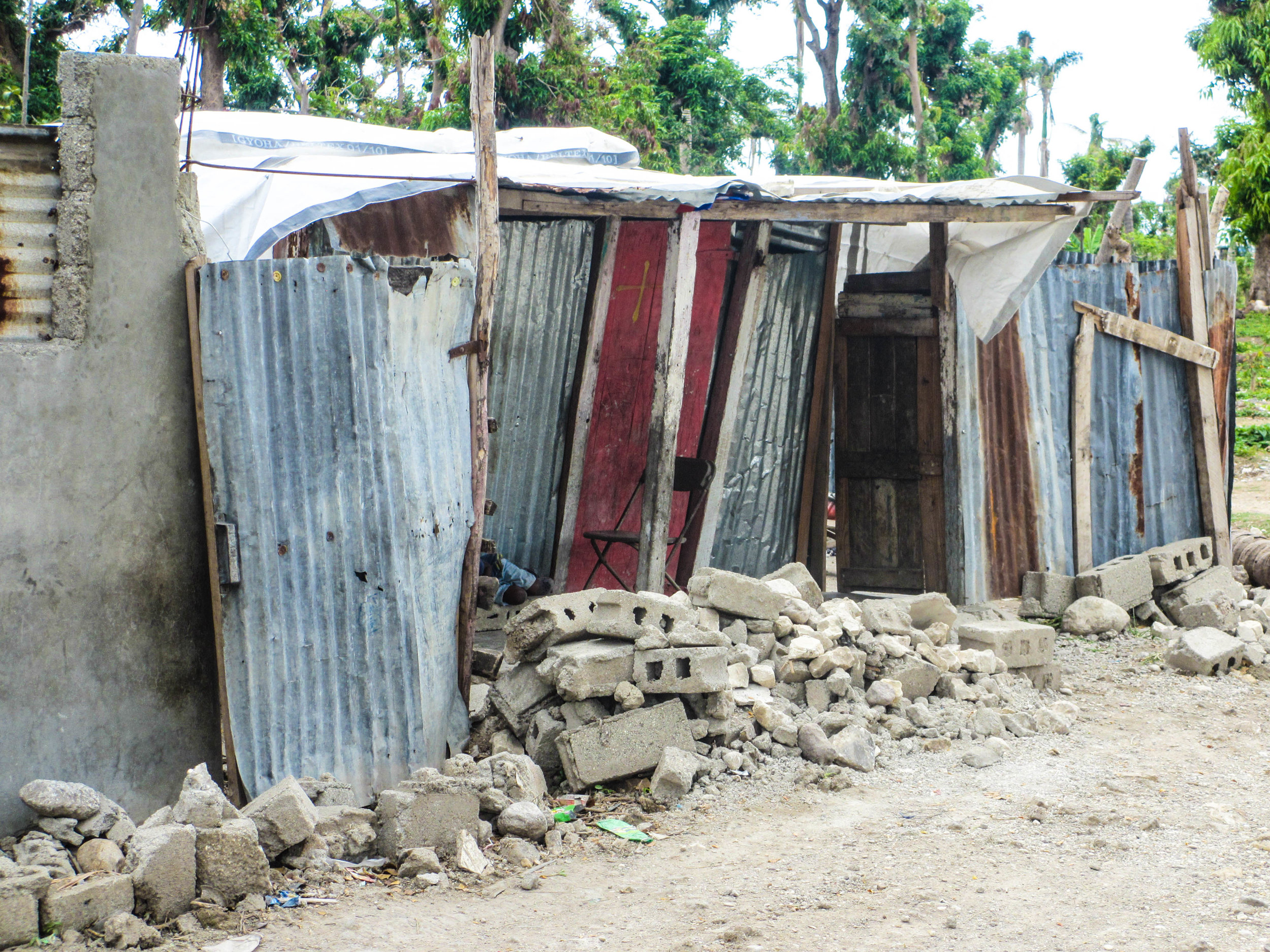 Repairing homes remains one of the largest challenges facing Haiti and hundreds of thousands whose homes were damaged or destroyed by the storm, especially for those in the more remote, mountain communities. While work is ongoing, progress remains hampered by logistical and funding challenges.