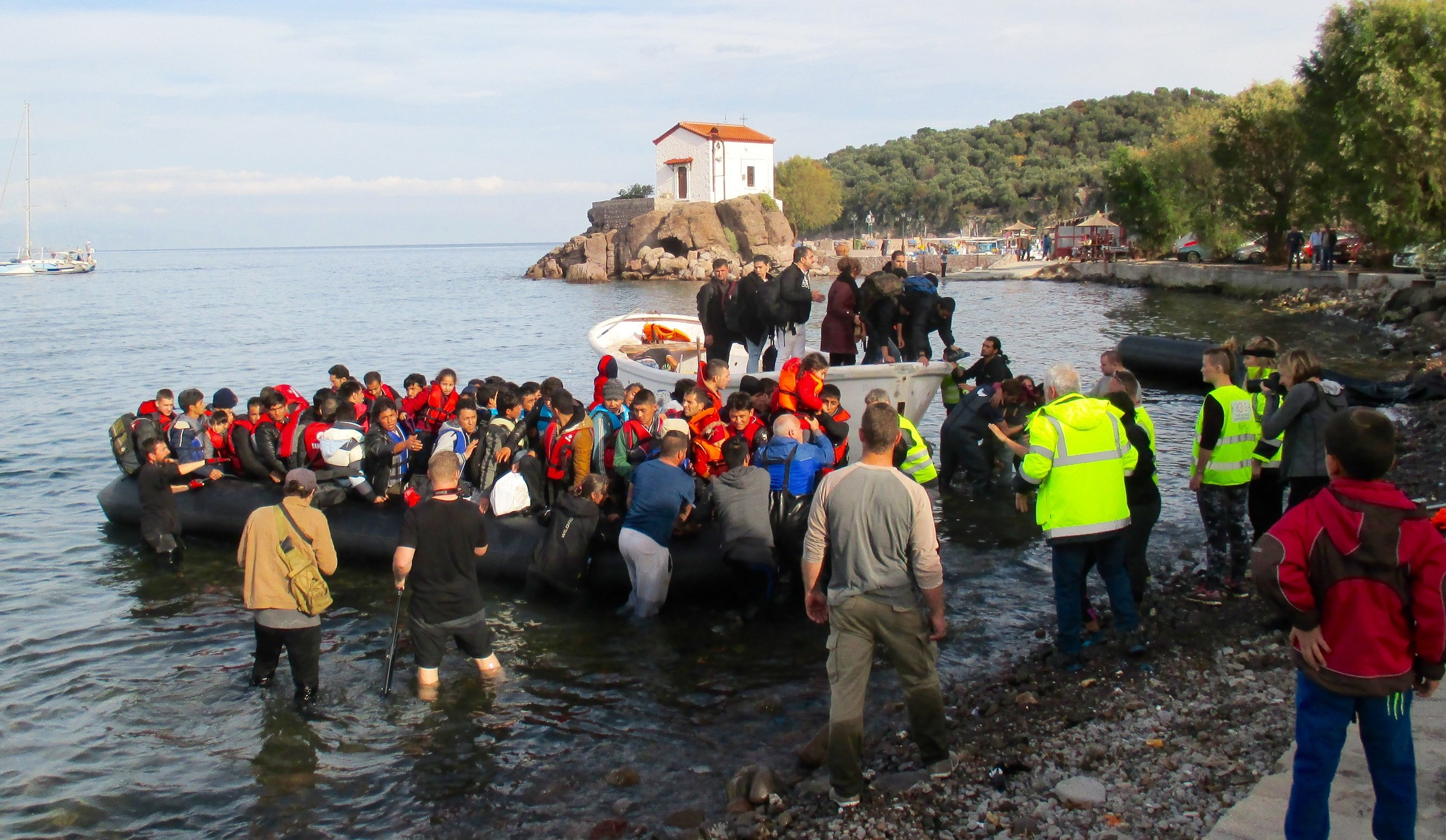 Refugee Boat People Greece Part 2 2016.jpg