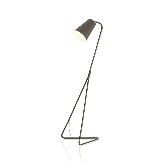 Mick Brindle Floor Lamp