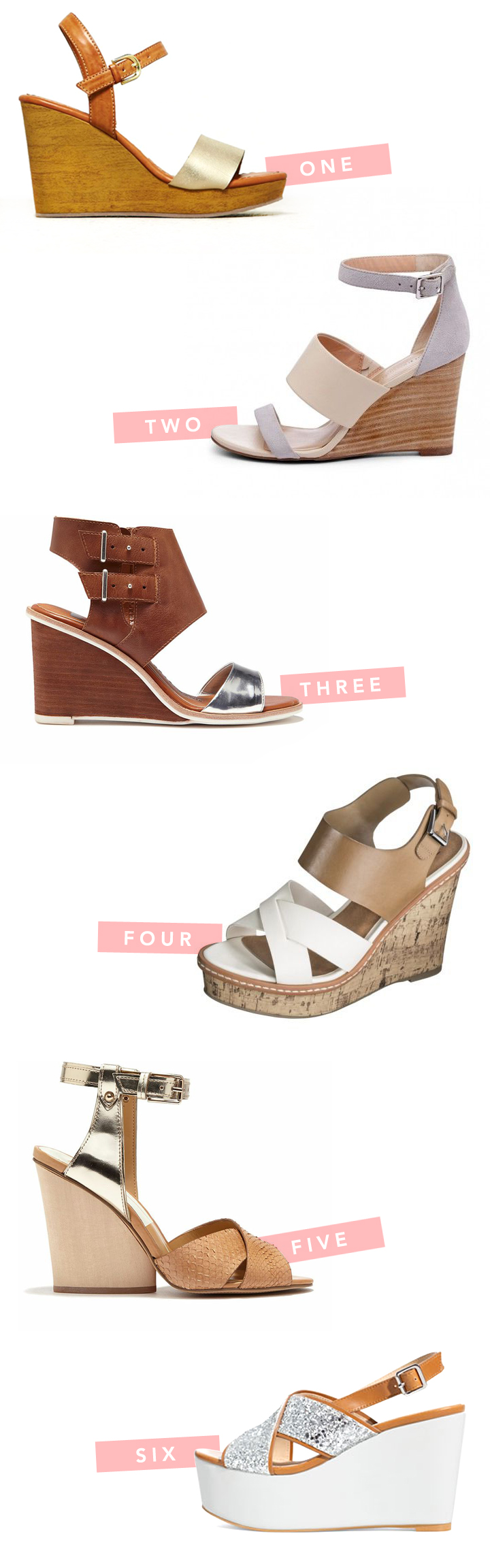 fancy feet! | wedges