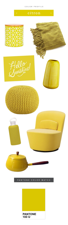 colorwhirl color profile | citron