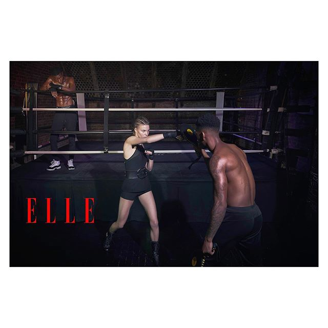 IN THE WORKOUT REGIMENT by Joseph Chen @josephchenny for @elle.bg . A special thanks to @mariaginsta the Editor of #ellebulgairia . . . . . . . . . . .  #styling @freddie_leiba #hairmakeup @greggbrockingtonmakeup @menelaosnyc #models @aga_wojtasik at @newyorkmodels @edwinwgill @flyhighnoni  @red_models  #editorial #josephchen #newyorkfashionphotographer #nycphotographer #fashionphotography  #fashionmodel #models #fitness #boxing #workout assistants:  @josephpasaoa @billy.jim @mdplook Stylist Assistant @crocelldong of the Shandong Agency photographed at @overthrownewyork #josephchen #freddieleiba #elle trained by #hectorroca @roca_hector @gleasonsgym