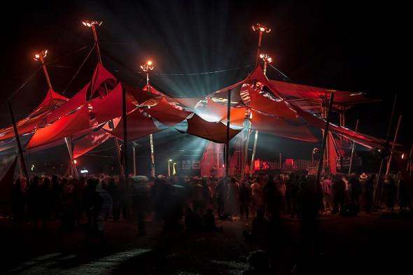BOOM Festival 2012 - BDNA
