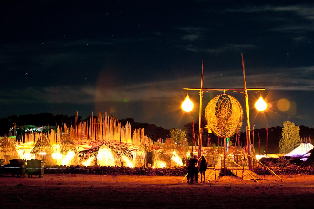 BOOM Festival 2010 - BDNA