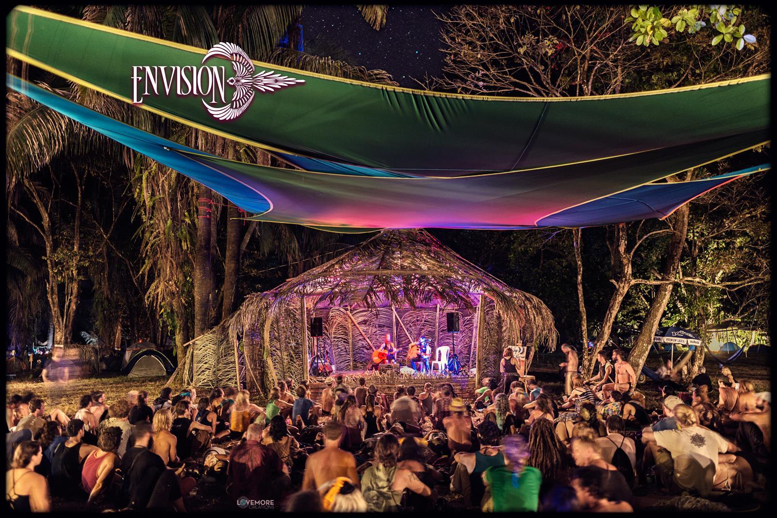 Envision Festival Costa Rica