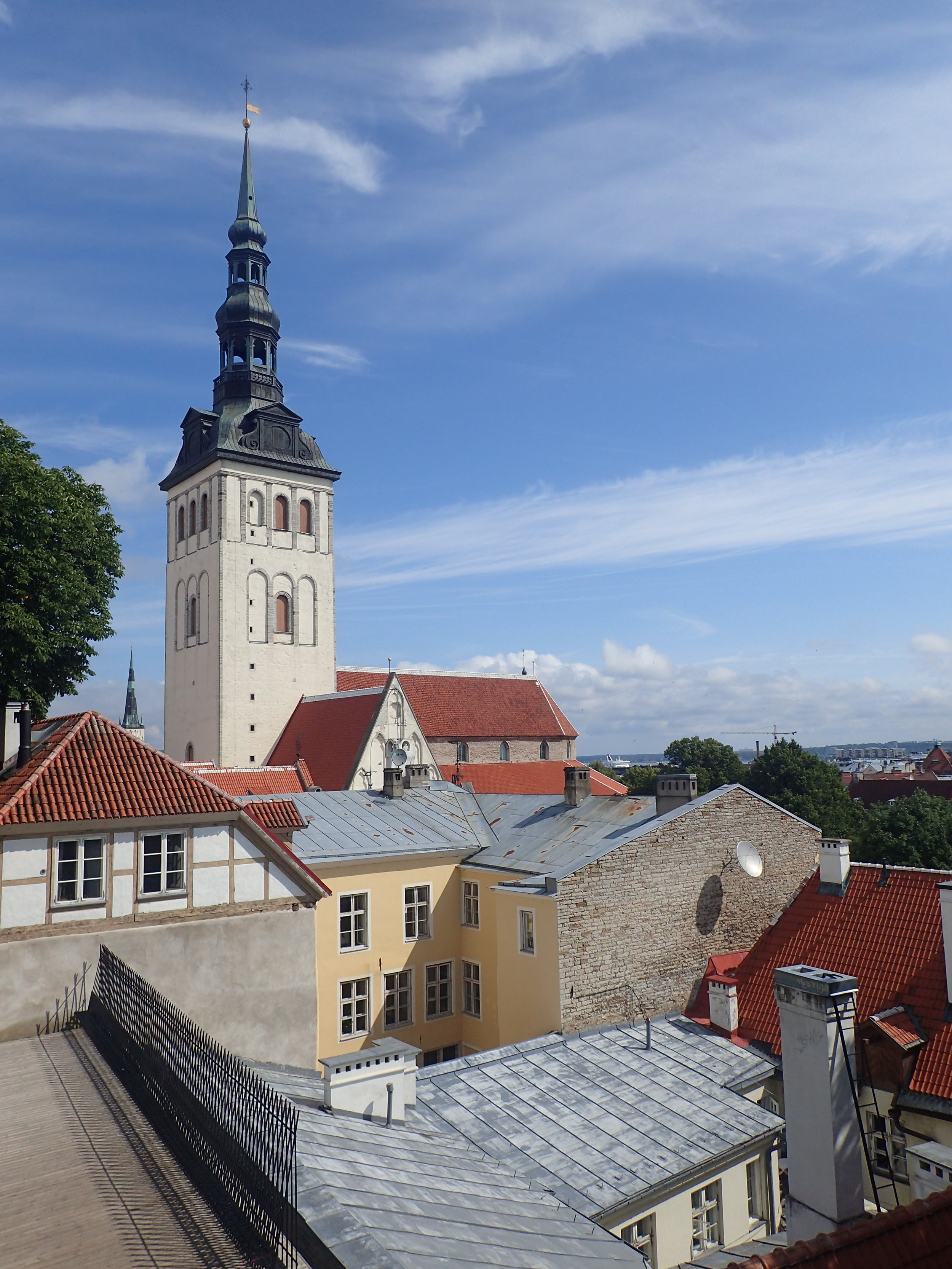 View on Tallinn