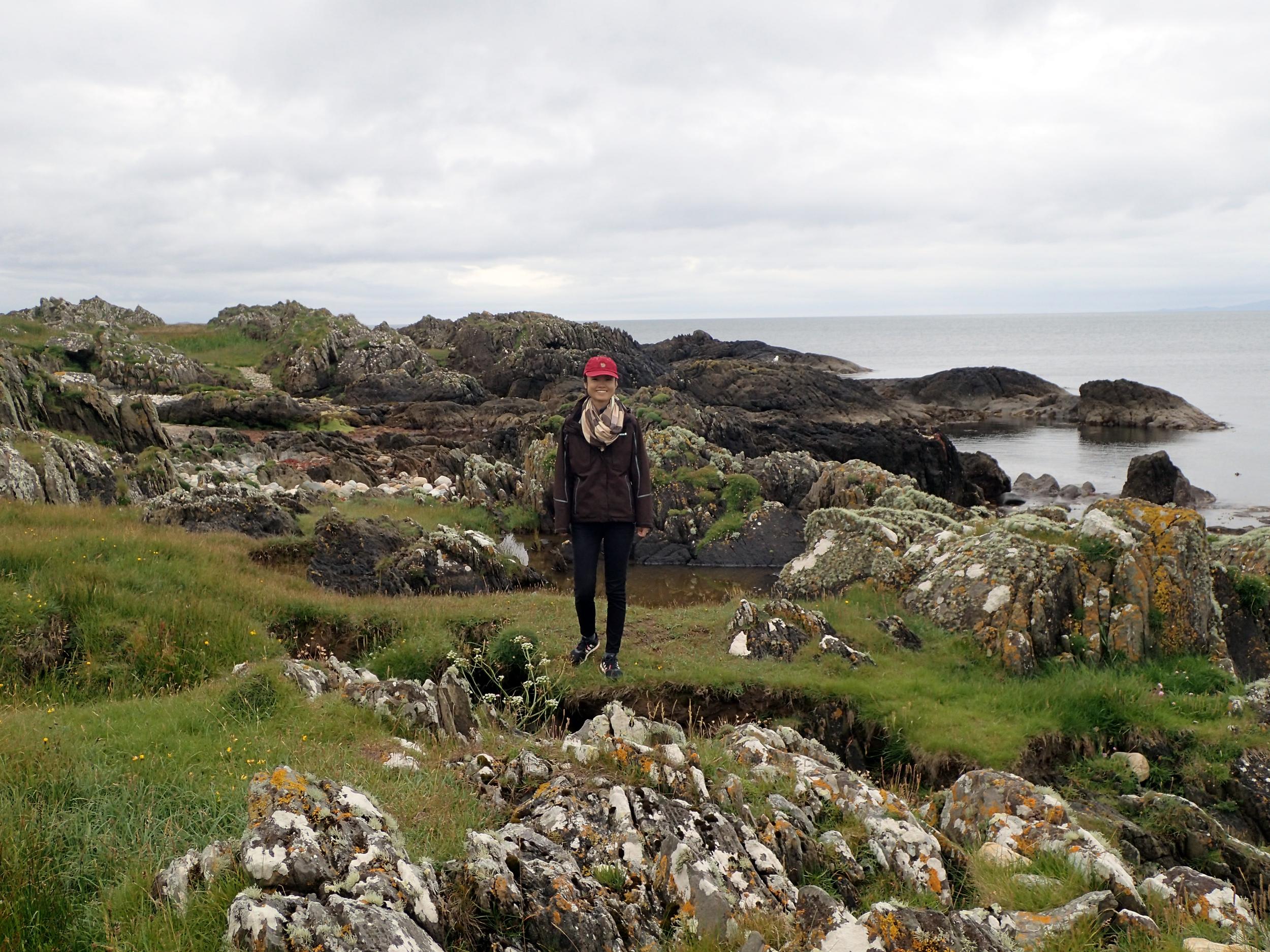 20150802 Feibai coast shore walk.jpg