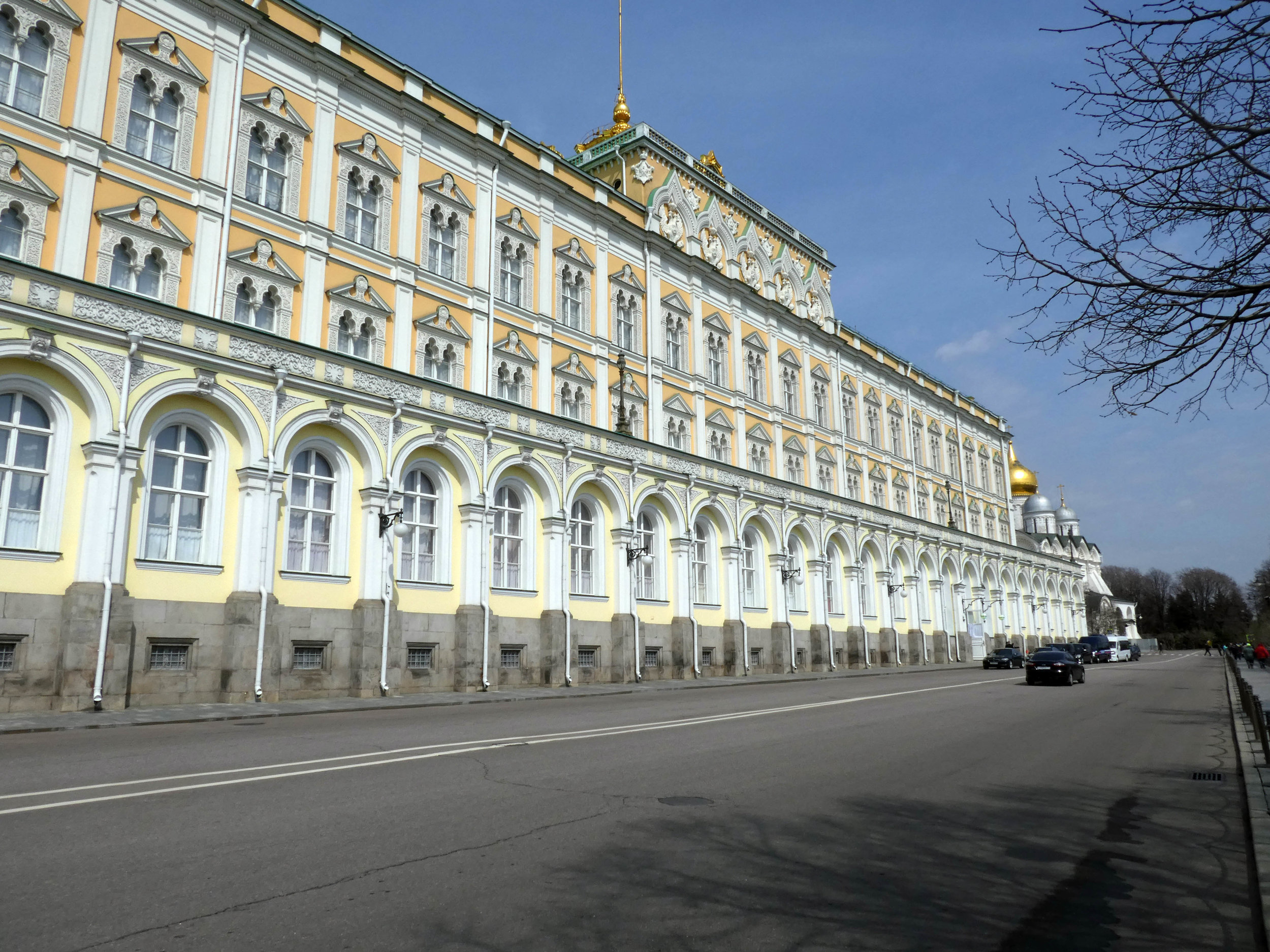 Visit to the Kremlin