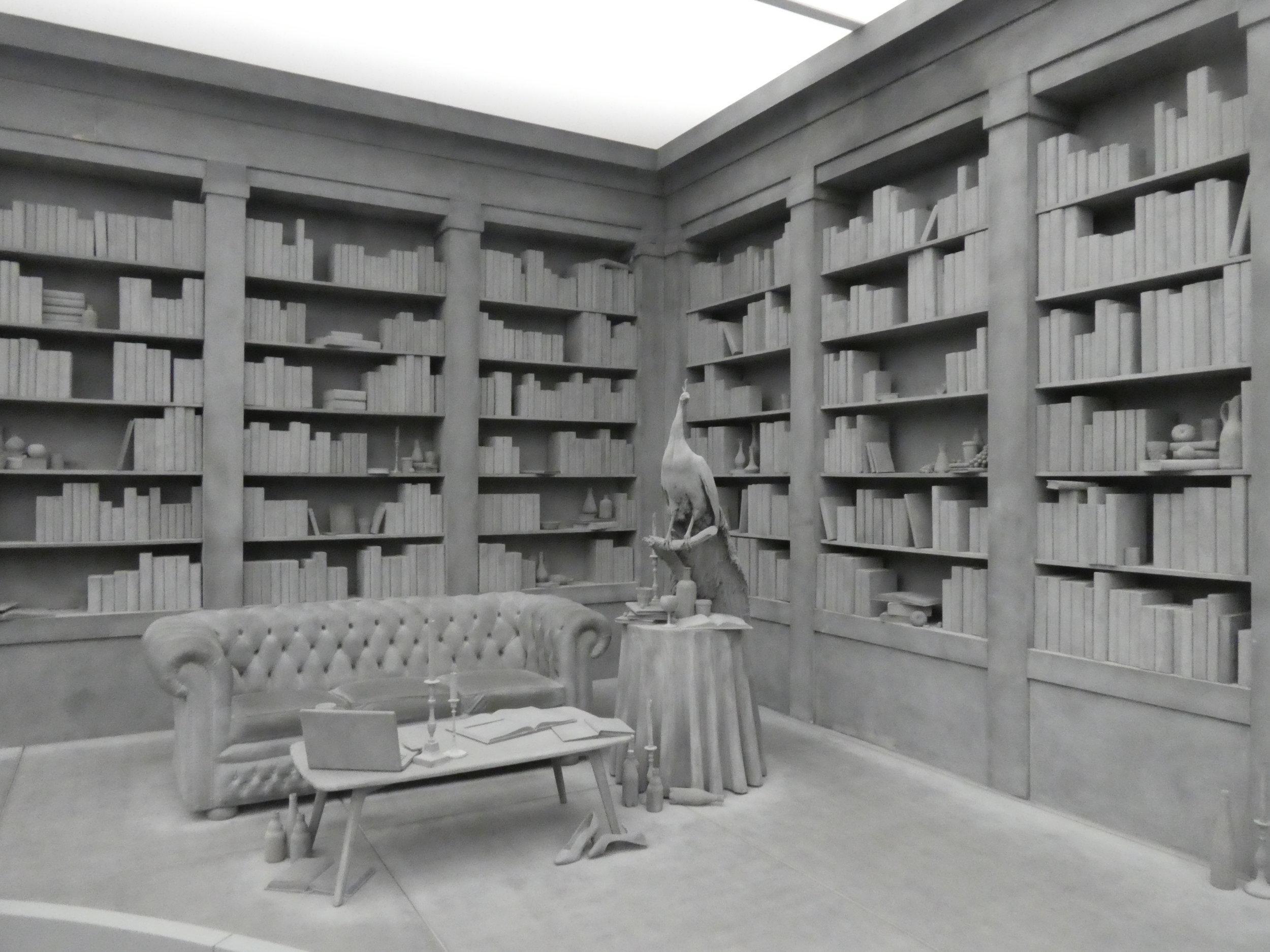 """""""The Collector's House"""" by Hans Op De Beek"""