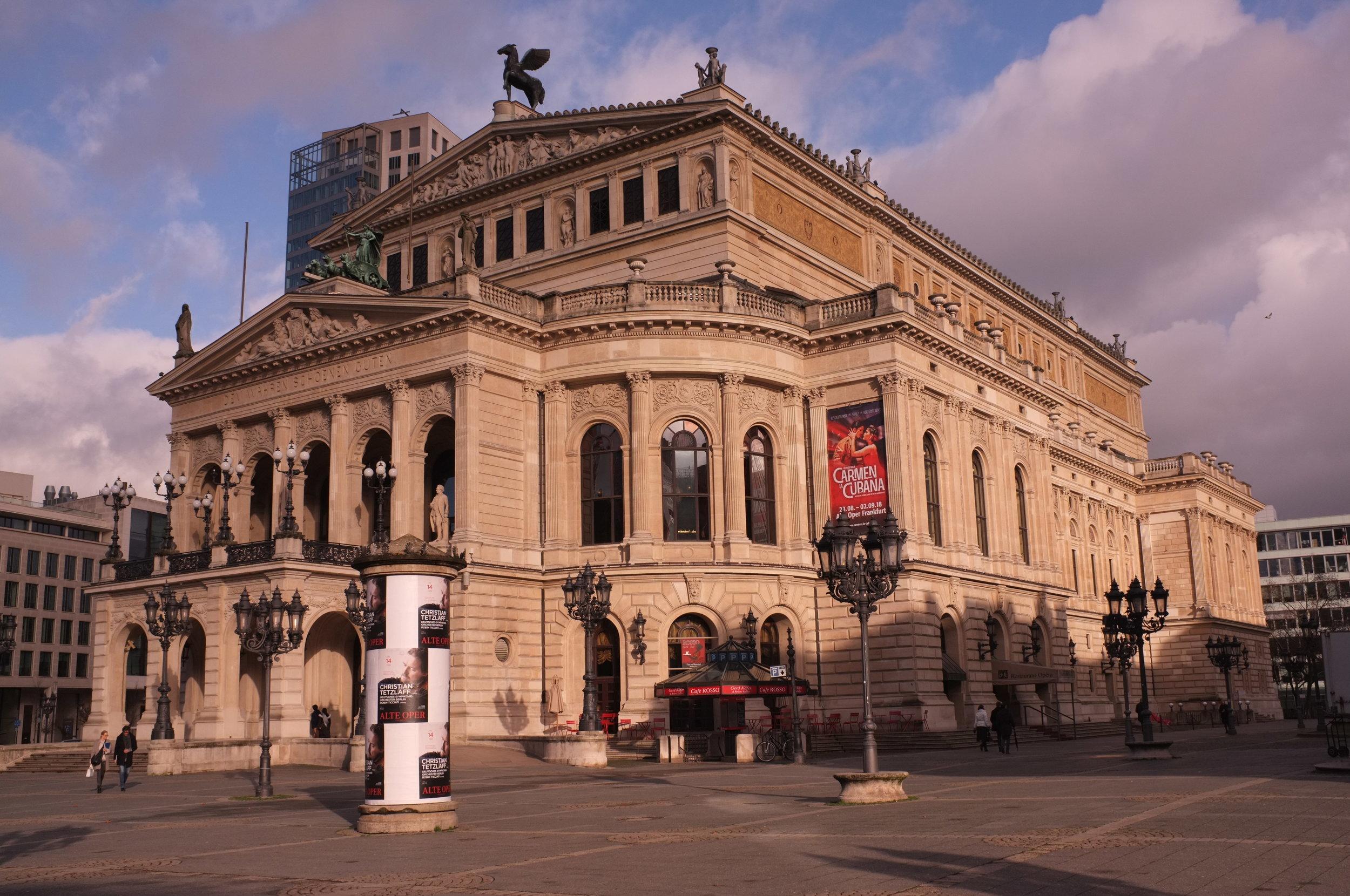 Alte Oper (Old Opera House)