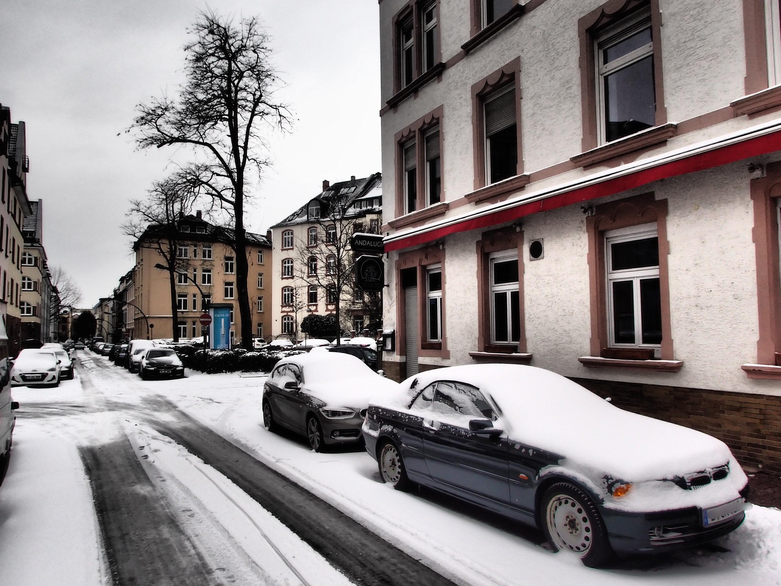 Bockenheim residential street