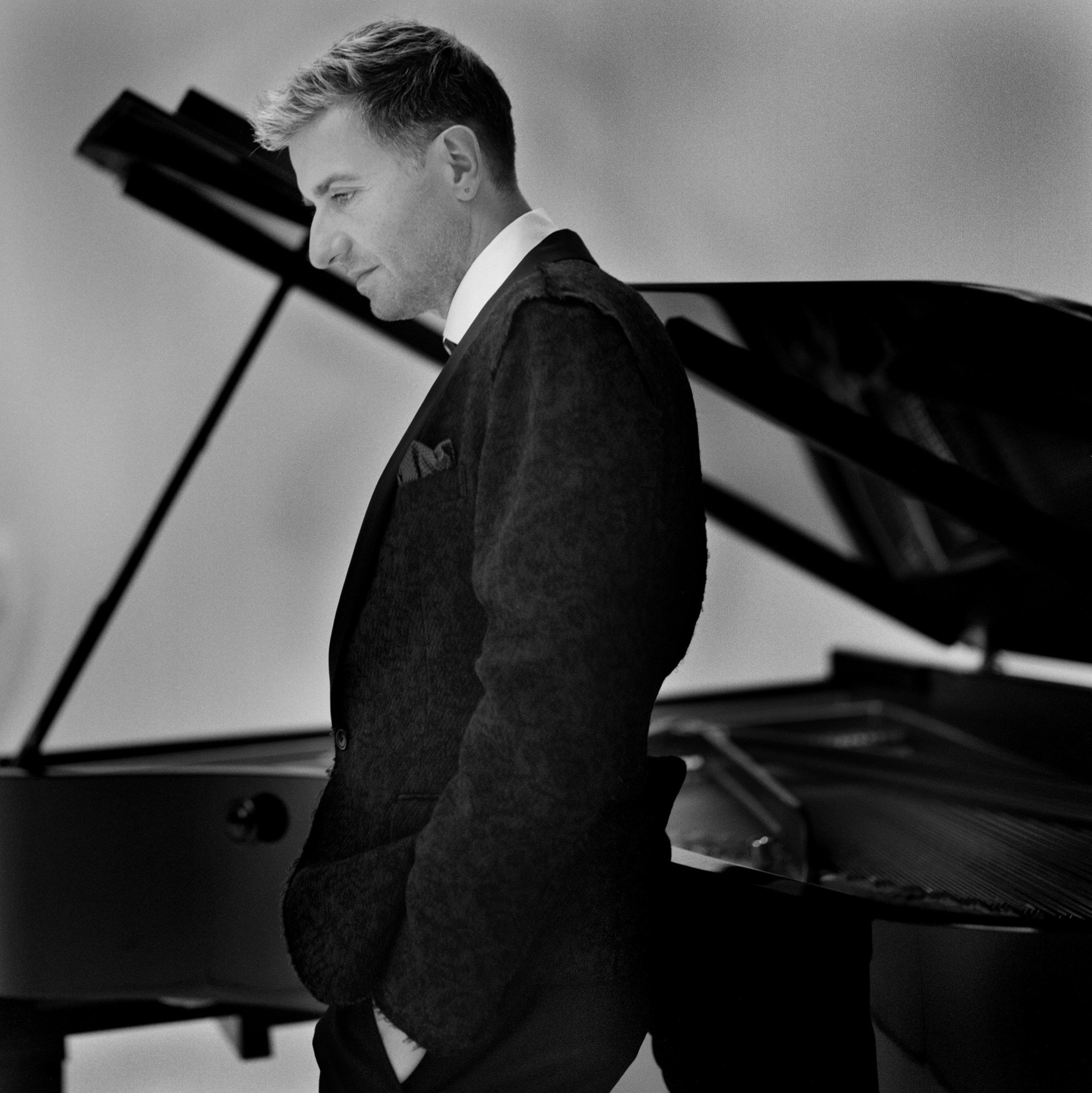 Jean-Yves Thibaudet, the Boston Symphony Orchestra's first-ever artist-in-residence.