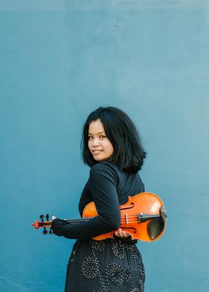 Jasmine Lin. Sam Zauscher photograph