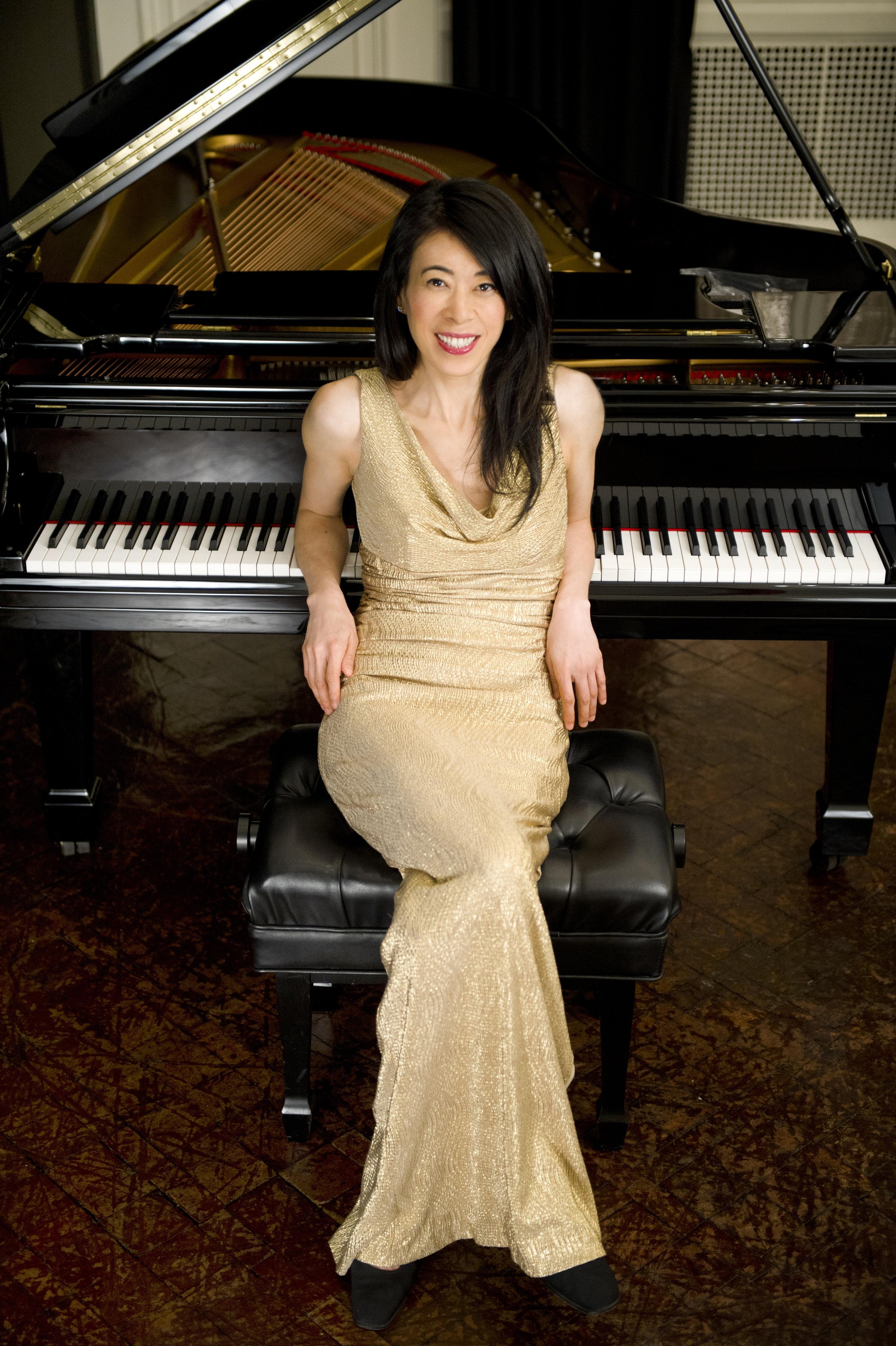 Jenny Lin. Liz Linder photograph