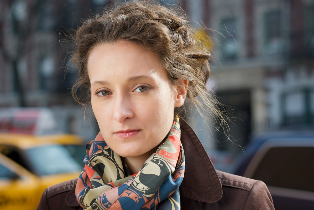 """Composer Zosha Di Castri's """"Lineage"""" closes the New Bedford Symphony Orchestra's 2018-19 season, which feature a major work by a woman composer on each program. David Adamcyk photograph."""