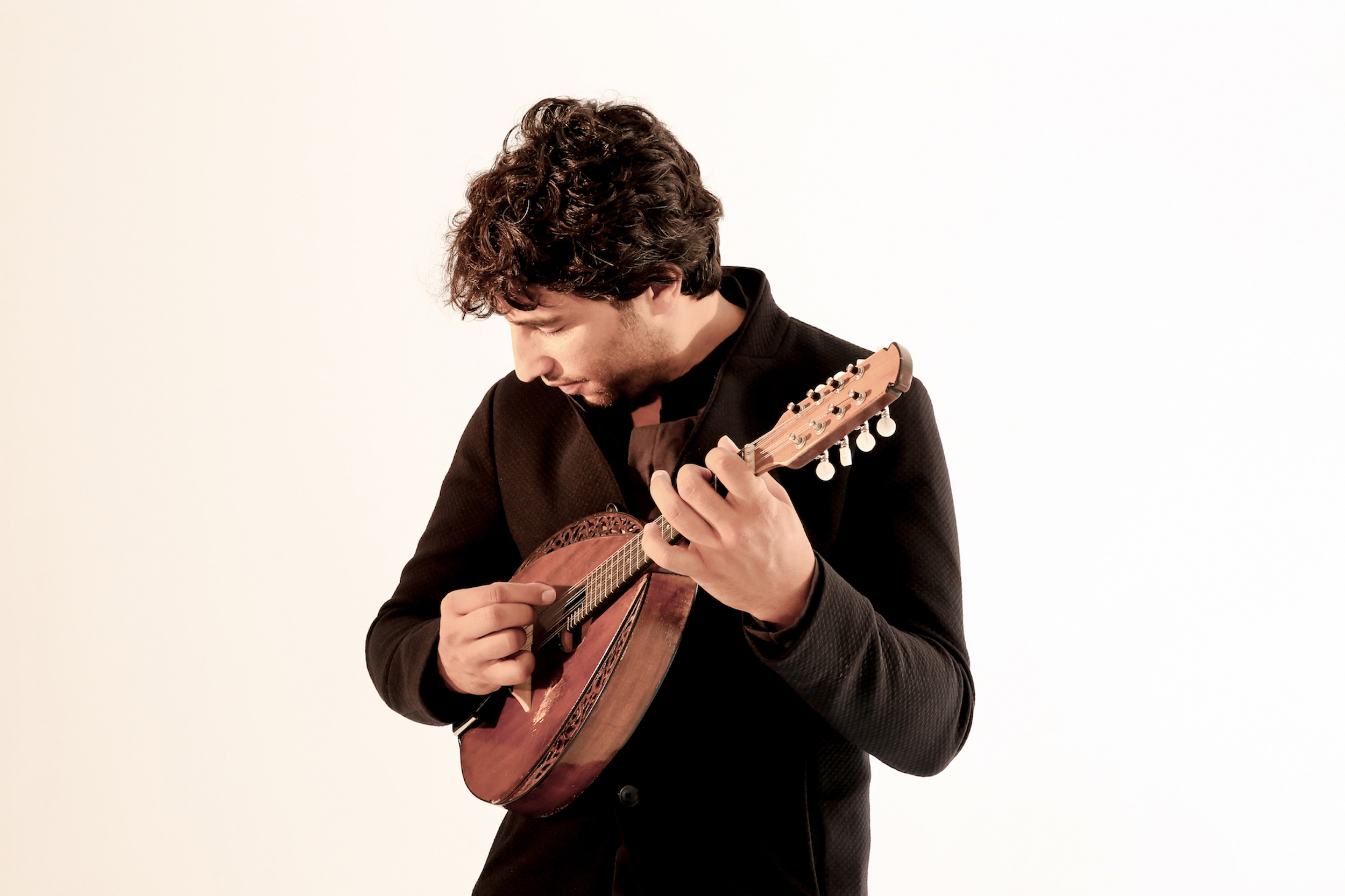 Mandolinist Avi Avital performs Thursday evening at Tanglewood and Friday evening at the Rockport Chamber Music Festival with the Venice Baroque Orchestra.