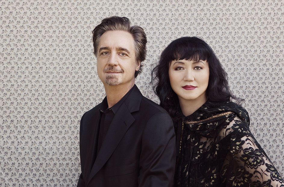 David Finckel, cellist, with Wu Han, pianist, perform Aug. 31 at the Rockport Chamber Music Festival.