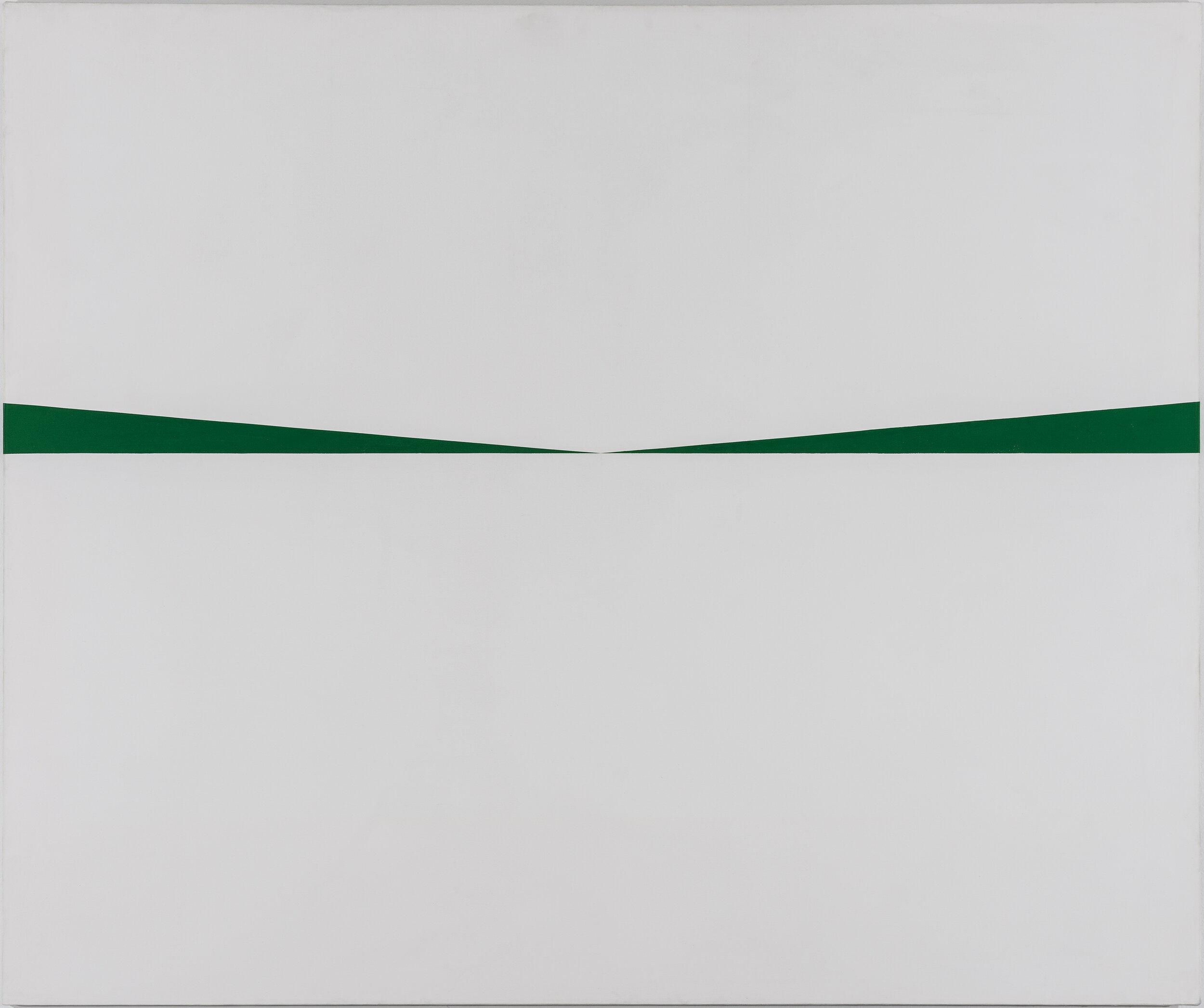 Carmen Herrara's Blanco y Verde