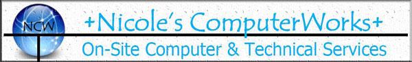 Nicole's ComputerWorks Logo