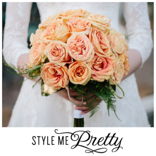 Jinza Couture Bridal Style Me Pretty