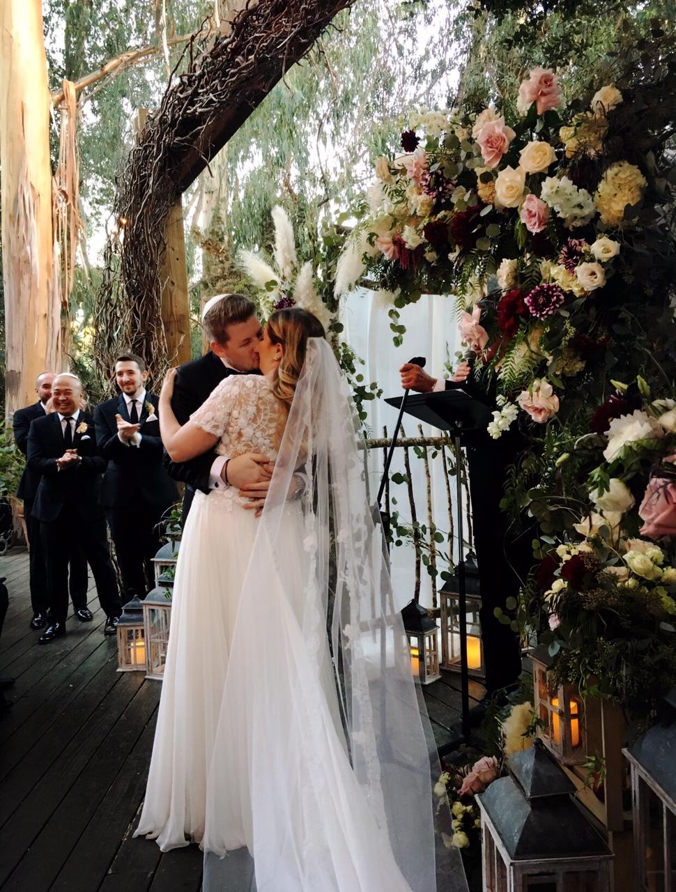 Custom Wedding Dress JINZA Couture Bridal