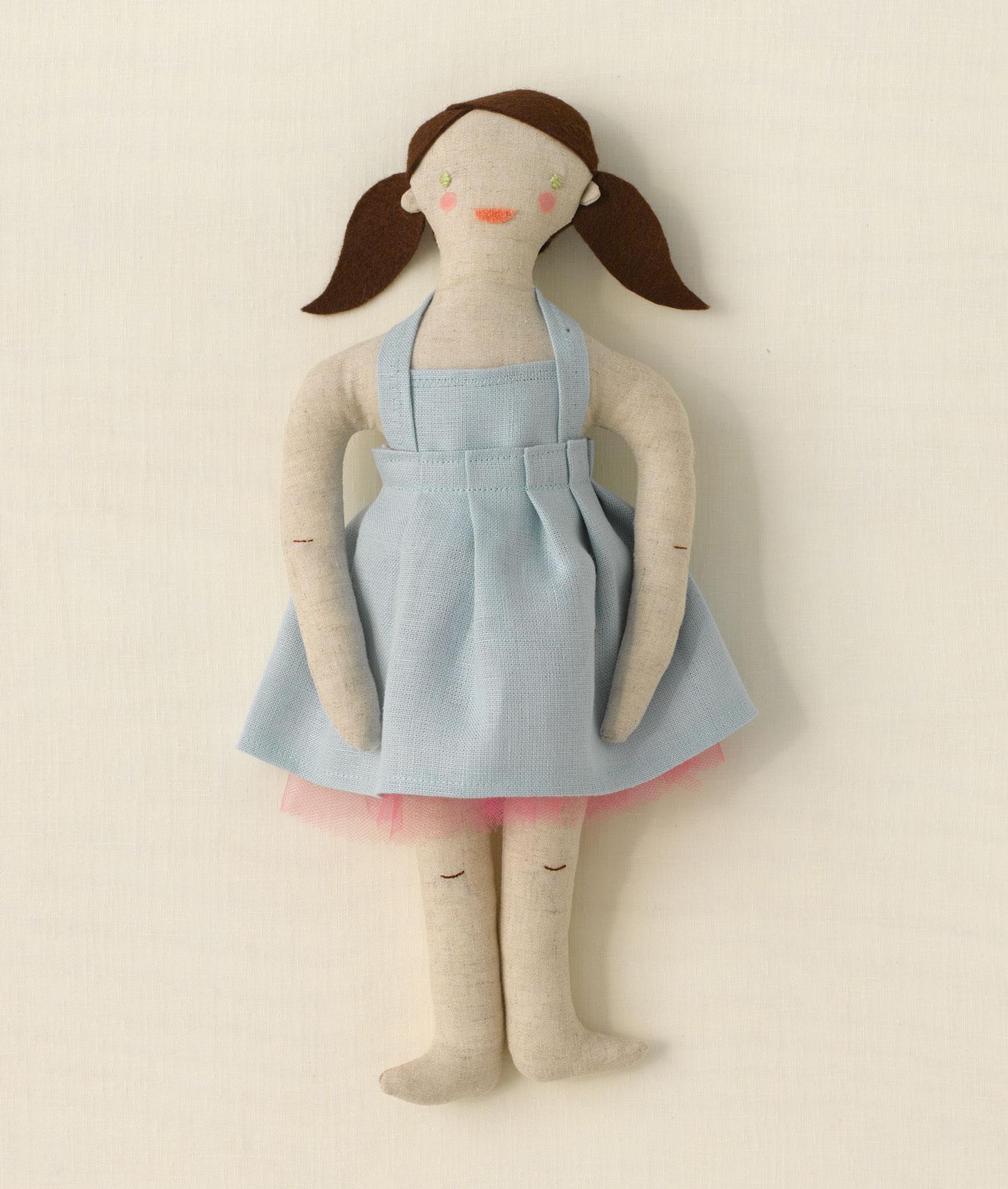 Custom Doll // Real Simple Family