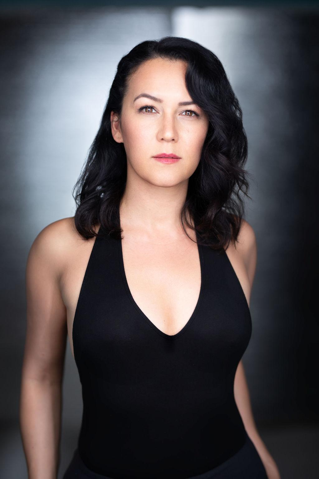 Simone Bailly  nackt