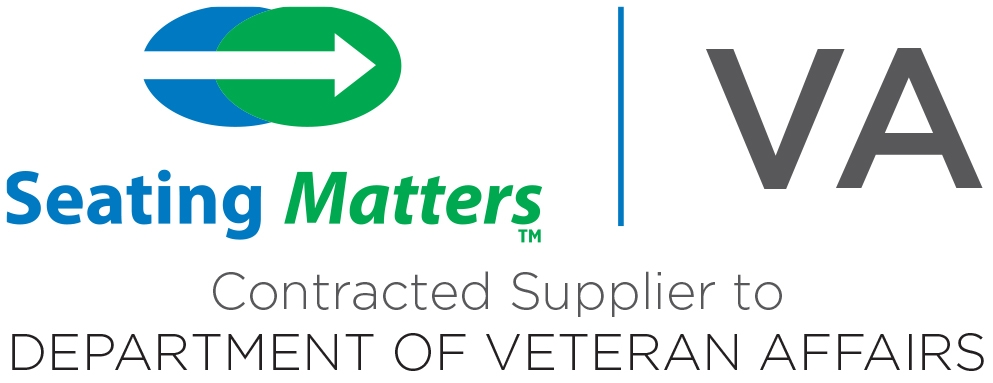 Seating Matters is a contracted supplier to the department of veteran affairs.