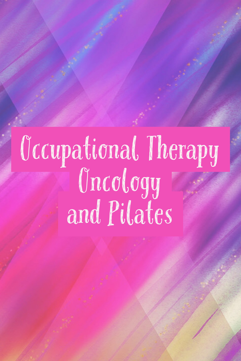 Occupational Therapy, Oncology, and Pilates. An Interview with Naomi Aronson about how she uses Pilates as a treatment modality for breast cancer patients.