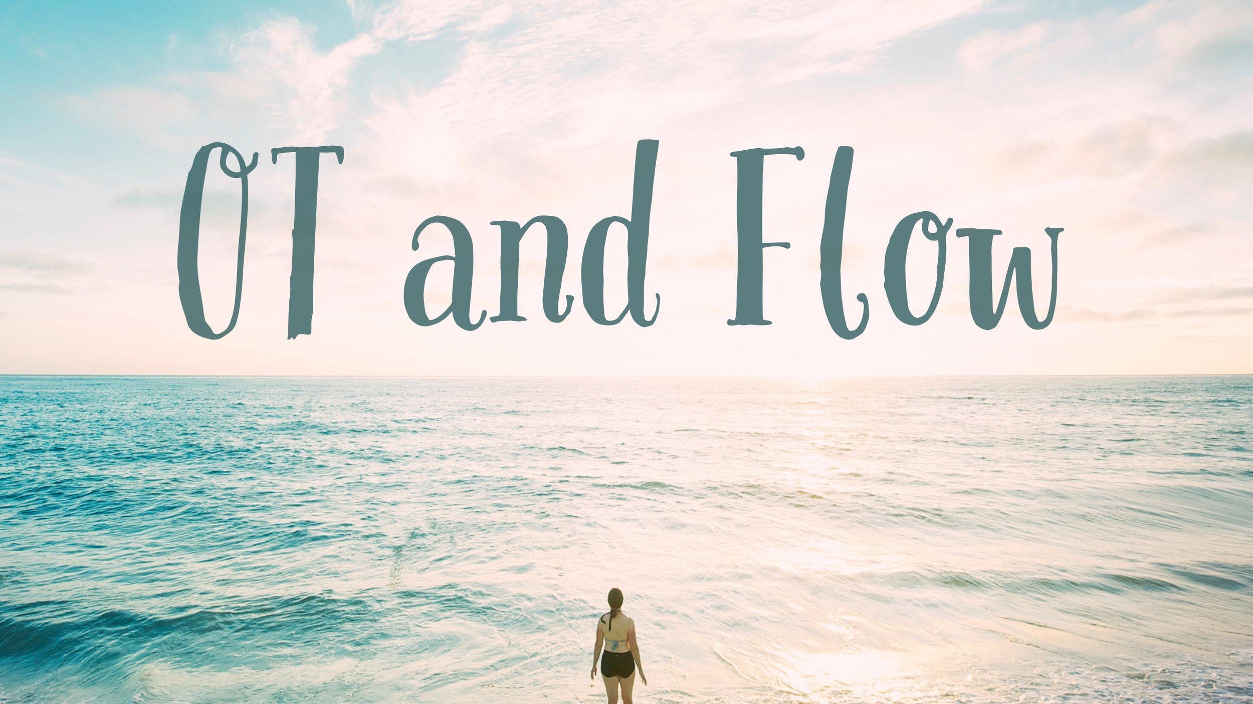 Occupational Therapy and Flow: Combating OT Burnout. If you are struggling with the day-to-day experience of your occupational therapy practice, this post has strategies for bringing more flow to your day.