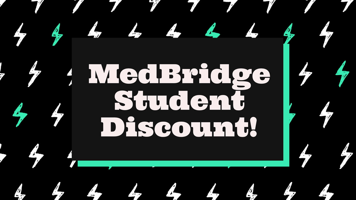 The MedBridge Student Discount allows you to have access to the MedBridge library for only $100!