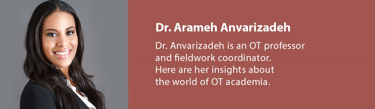 Learn more about what it takes to be an therapist working in academia!