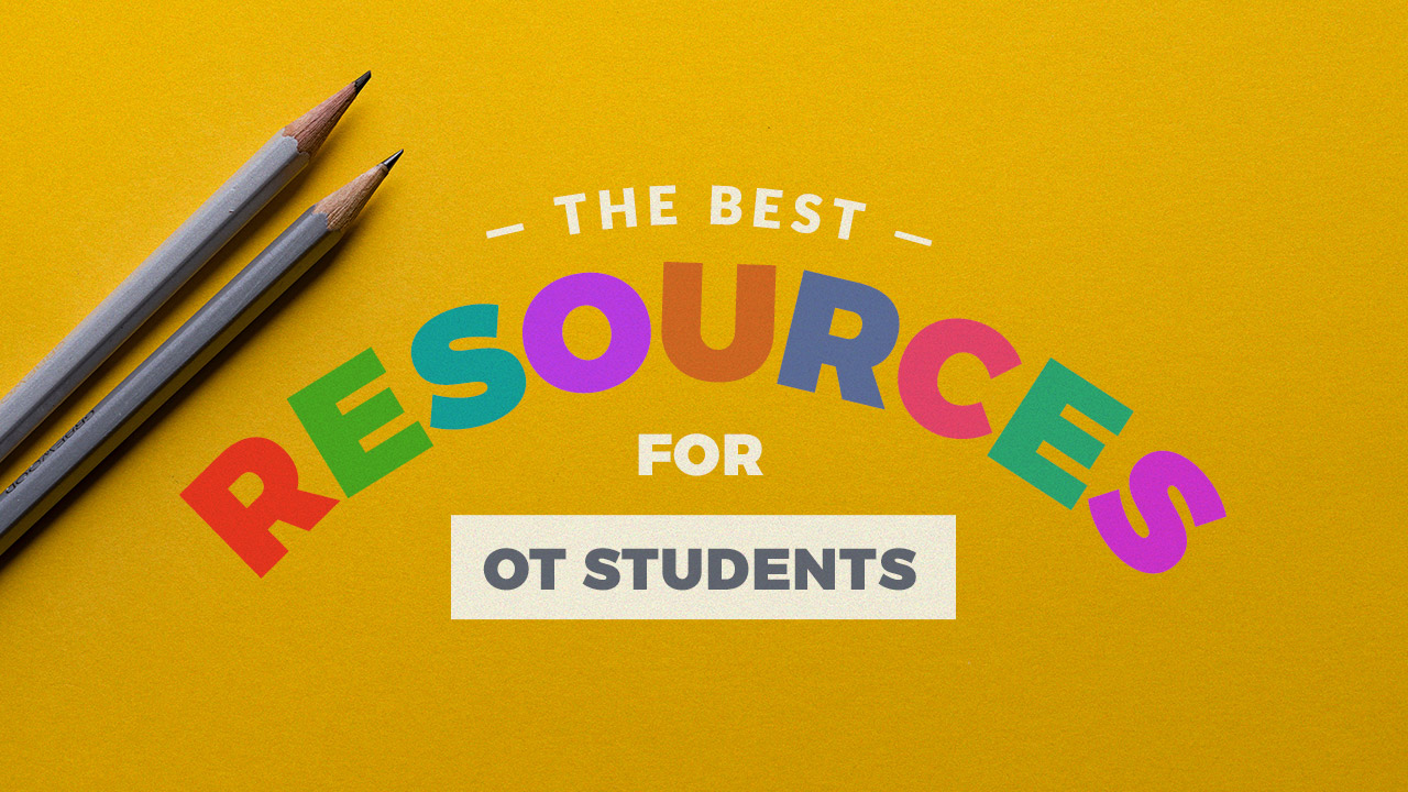 Here is a list compilation of the best resources for occupation therapy students that I have found over the years. The post includes tips for OT fieldwork, writing, studying, staying organized, connecting with other OTs. etc.