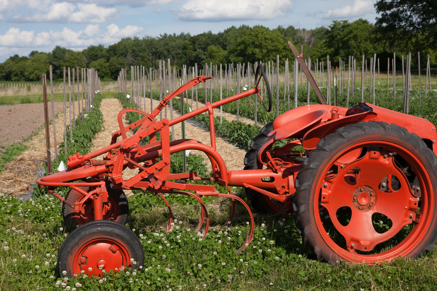 The G-Tractor