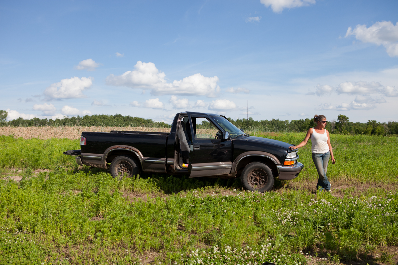 The Ride; The Farmer