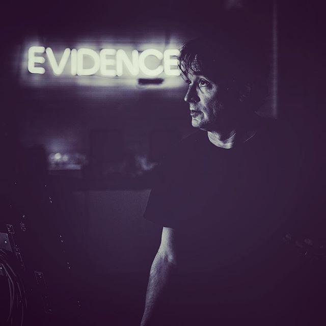 Got some Evidence.  @toby_327  Photo by @vancorona