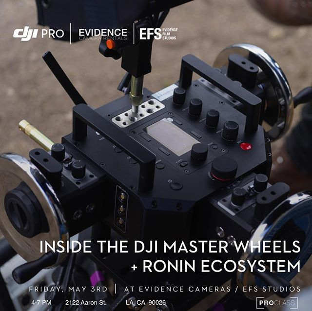 DJI Master Wheels hands on workshop this Friday!