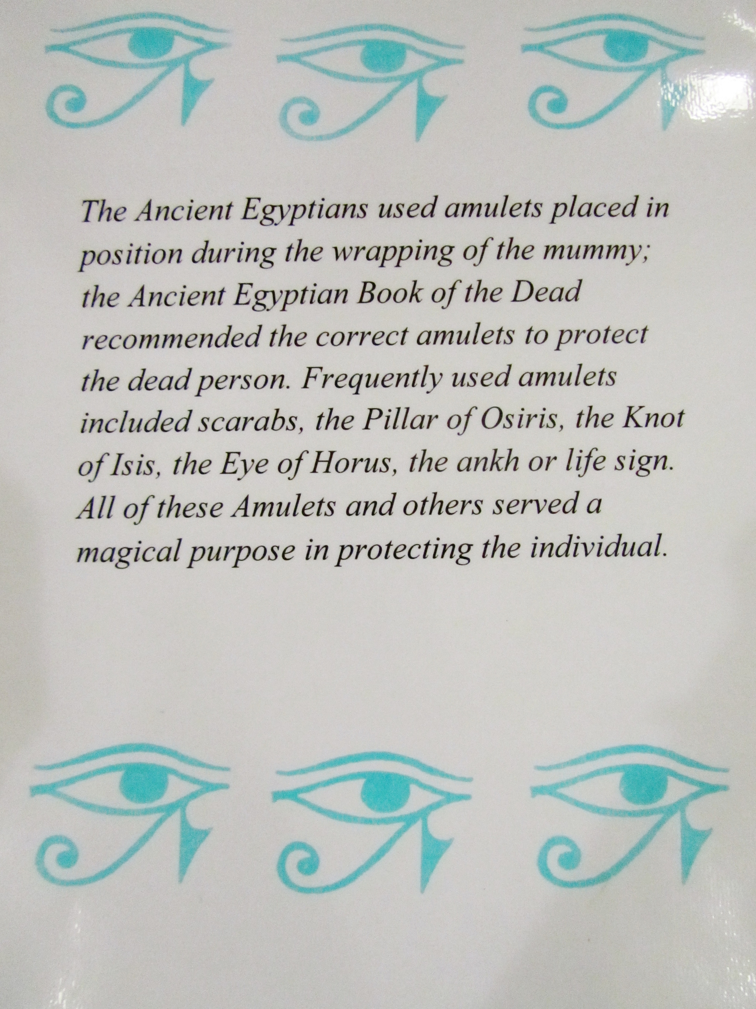 after hours manchester museum amulet text info.JPG