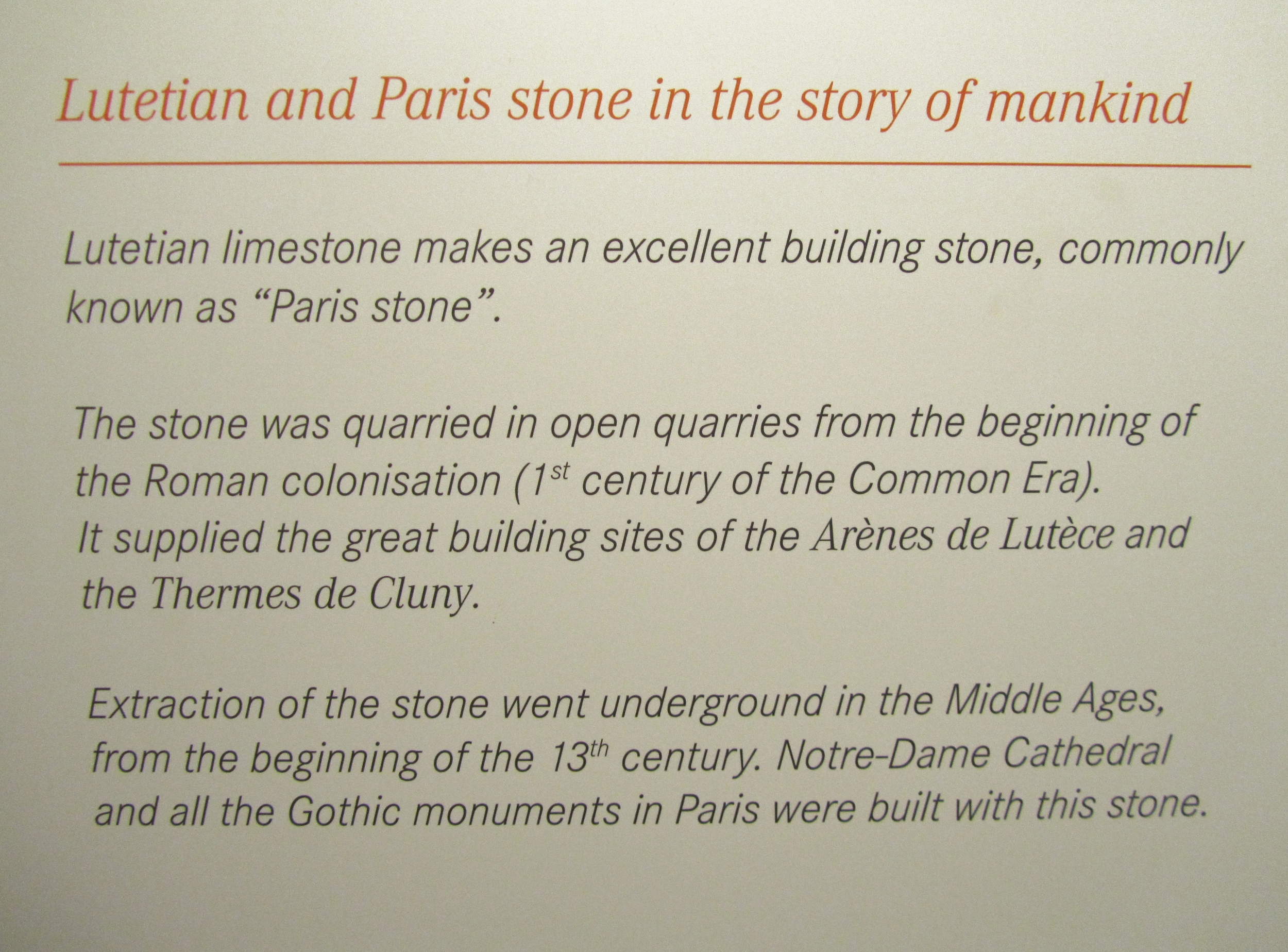 paris catacombs stone story.JPG