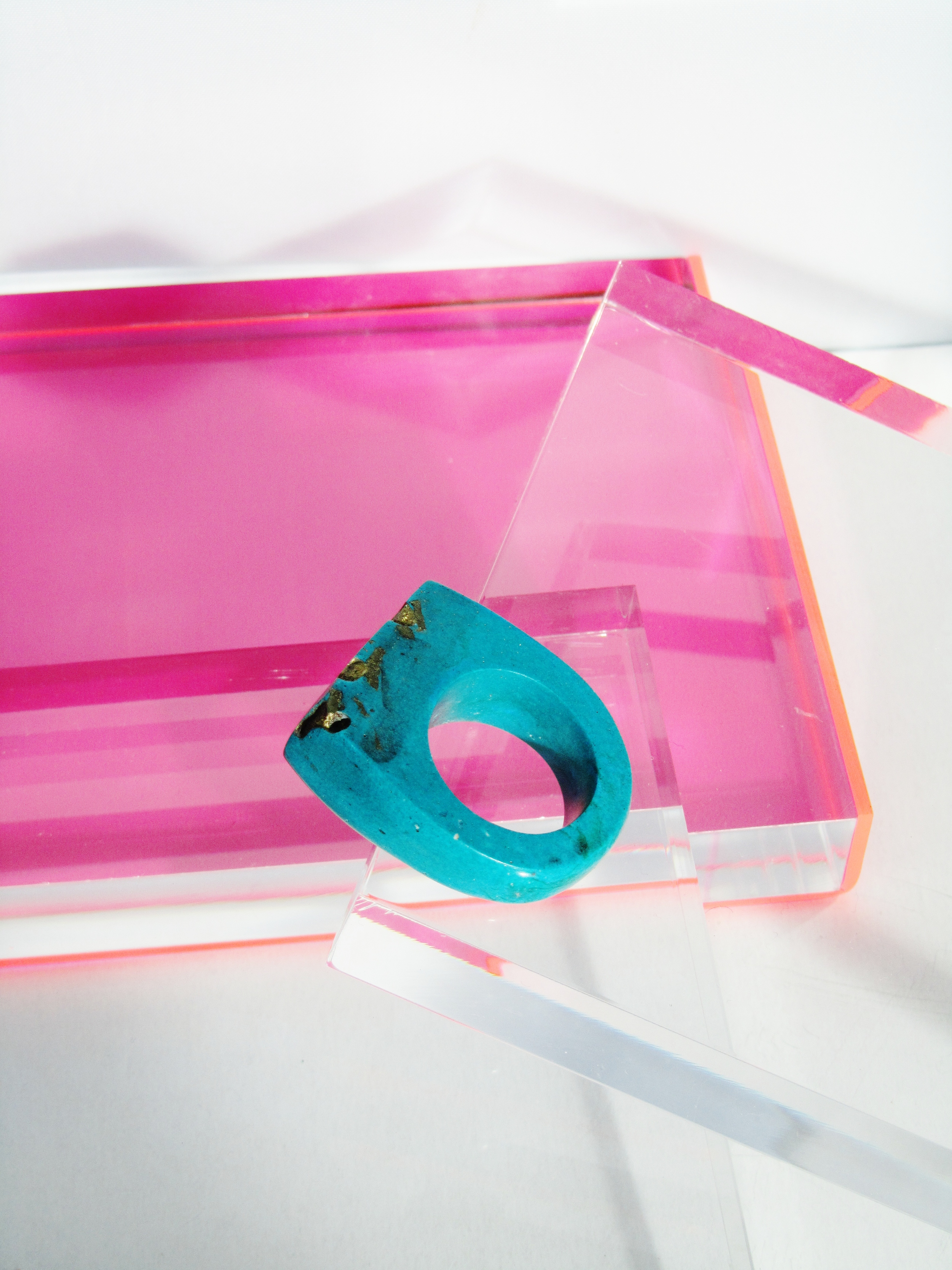 jade mellor turquoise hewn ring.JPG