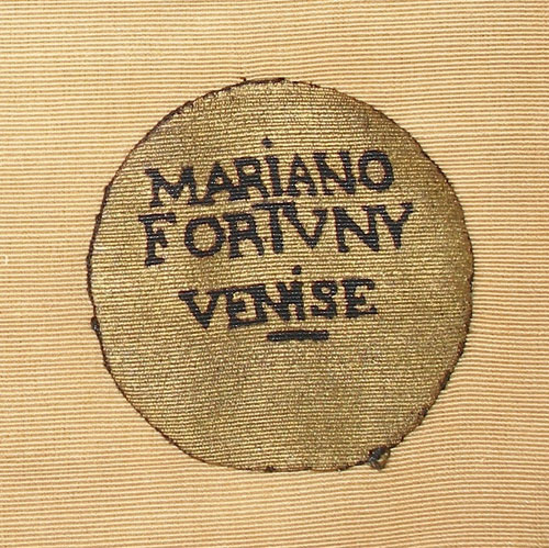 Fortuny label