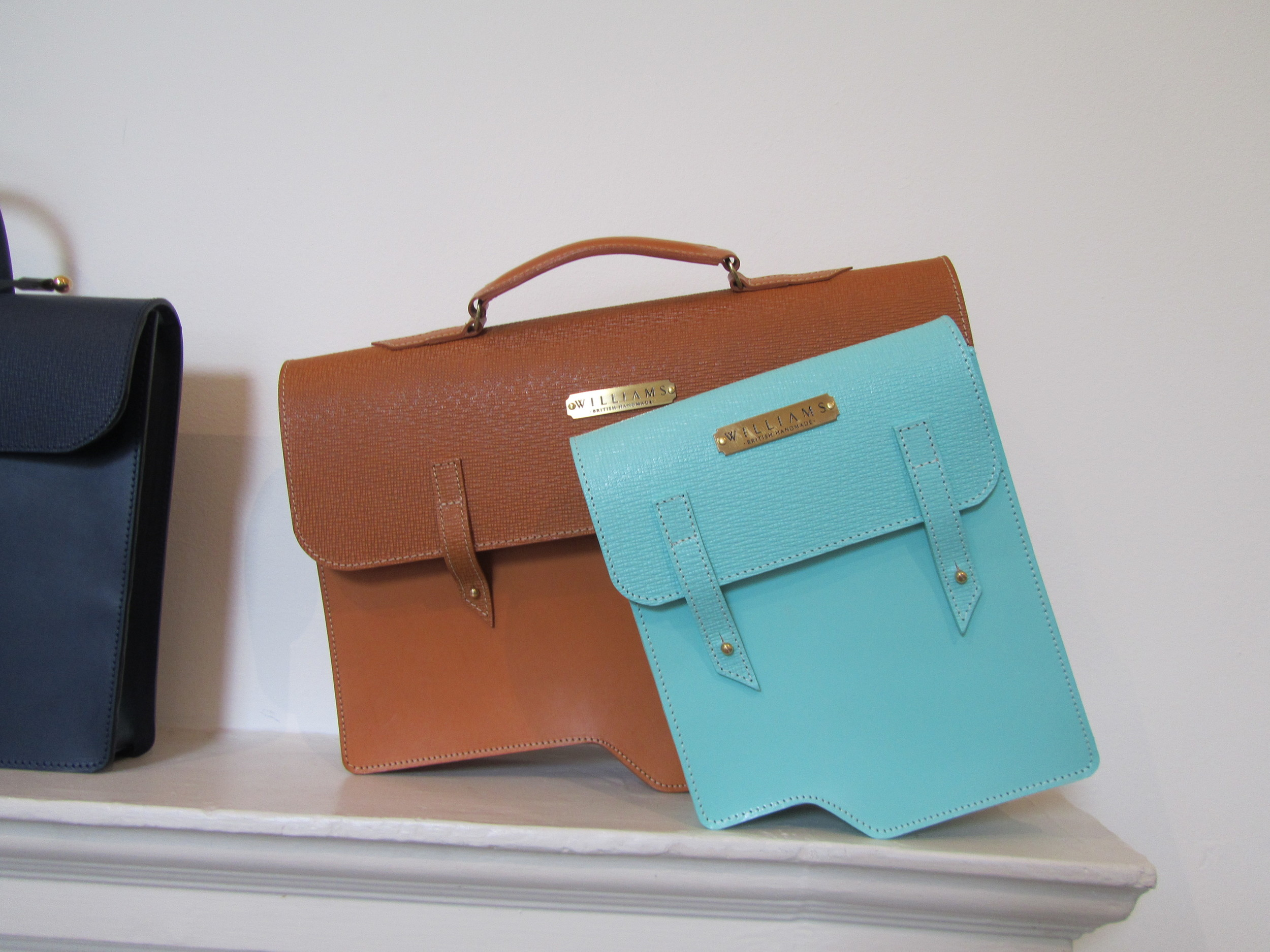 Casual leanings, these smart bags will always put you at ease wherever you take them.