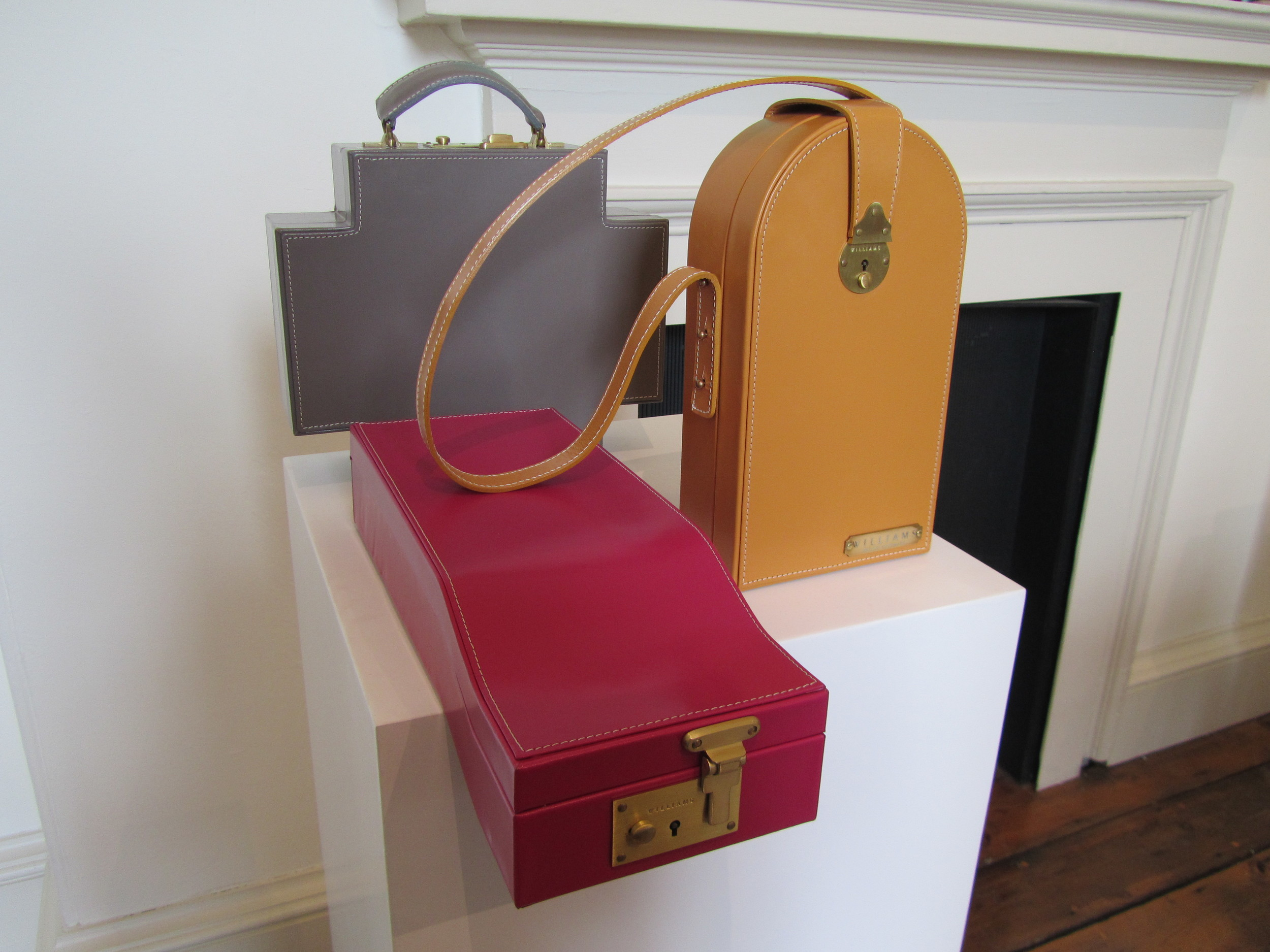 Williams Handmade, fun, functional and beautifully made in quality materials, bags to fill a niche in your wardrobe.