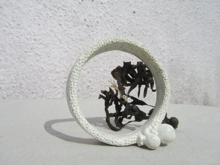BARNACLED BRACELET - resin bracelet